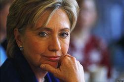 Хиллари Клинтон сегодня неожиданно посетит Израиль