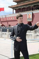 Российский певец Витас весьма популярен в Китае