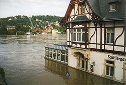 Наводнение по всей Европе