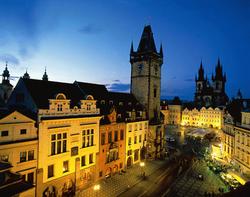 Европа-Чехия