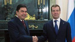 Россия и Туркменистан