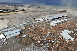 США, Япония, землетрясение