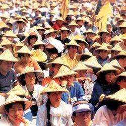 китайское переселение