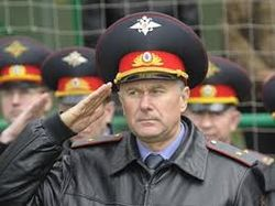 Генерал-майор Вячеслав Хаустов