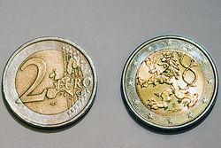 Чехия - евро