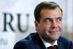 Россия-Дмитрий Медведев