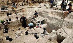 израильские археологи