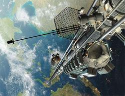 космос-лифт