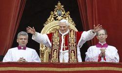 Ватикан-св. Петра Бенедикт XVI