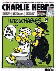 Видео оказалось мало – французы донимают мусульман комиксами на Мухаммеда