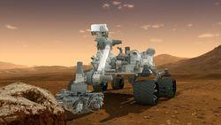 Испытания лазерной пушки марсохода Curiosity прошли успешно