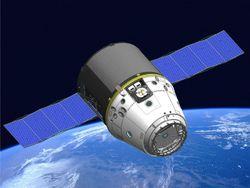 Частный космический грузовик уже на орбите. Инвесторы довольны