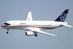 Российский самолет SSJ-100 ищут в Индонезии