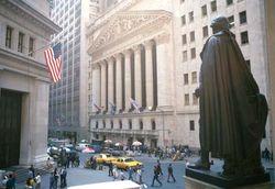 Индексы Уолл-стрит завершили сессию с потерями