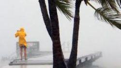 Ураган «Айзек» обрушился на Луизиану