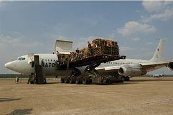 Транзит грузов НАТО из Афганистана через Россию