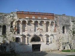 Туристам: В Хорватии отреставрировали дворец императора Диоклетиана