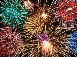 Опасность петард. ТОП происшествий с фейерверками на Новый год
