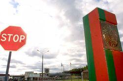 У границы Беларуси с Польшей произошел взрыв из-за нелегалов