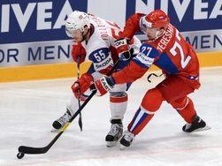 Сборная России в полуфинале ЧМ-2012