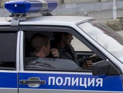 Нравы России: пьяные граждане отобрали у полицейских автомобиль