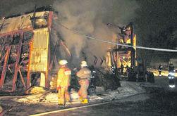 ТОП видео youtube: пожар в Киеве на заводе Порошенко