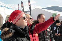Внимание Путина к объектам Сочи-2014 подстегнуло чиновников