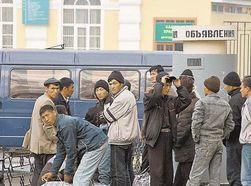 Гастарбайтера в Москве задержали за кражу балалайки