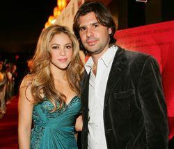 Шакира и ее бойфренд Антонио де ла Руа
