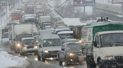 Москву накроет снегопад, какого столица не видела полвека