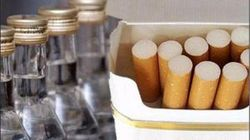 Алкоголь и табак в Украине с сентября подорожают из-за новых акцизных марок