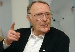 Основатель IKEA уходит из совета директоров Inter Ikea Group