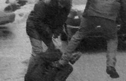 20 человек напали на двух россиян в Варшаве
