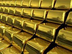 Золото падает, продажи на росте по-прежнему актуальны