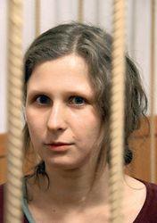 Мария Алехина из Pussy Riot объявила голодовку