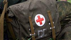 Иностранные военнослужащие госпитализированы на учениях под Львовом