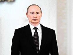 В Киеве Владимир Путин посетил своего кума Виктора Медведчука