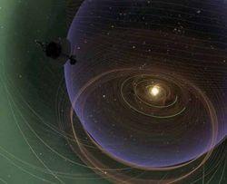 Модель гелиопаузы доказывает, что Voyager покинул Солнечную систему