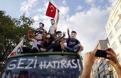 Протесты в Турции – двое погибших, тысяча задержанных