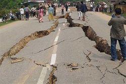 В Узбекистане прошло очередное мощное землетрясение