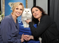Звезда Голливуда Джейн Линч заявила о разводе со своей женой