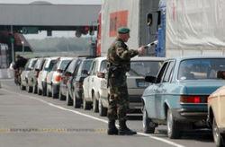 На границе Молдовы и Украины поймали людей с боевыми пушками