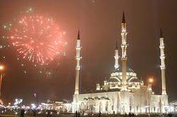 Мечеть «Сердце Чечни» лидирует в конкурсе символов России