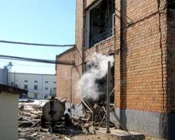 СМИ о взрыве на Лынтупском спиртзаводе, - убытки считают