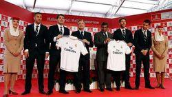Благодаря контракту с Fly Emirates Реал будет получать 39 млн. долларов в год