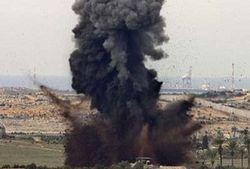 Израиль начал массированные военные действия против Сектора Газа