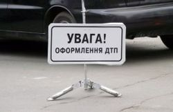 В ДТП в центре Запорожья погиб школьник