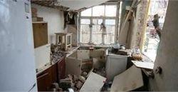 В Днепродзержинске взорвался дом