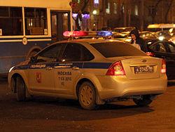 Полицейский в Москве спровоцировал ДТП с автобусом