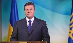 Янукович: труд человека - высшая ценность для государства